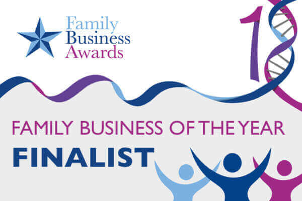J-Flex nominated for Family Business Awards 2018