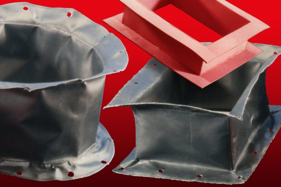 Fabricated Rubber Components