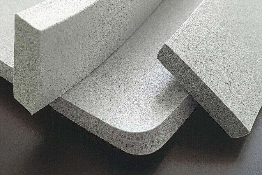Metal Detectable Silicone Sponge