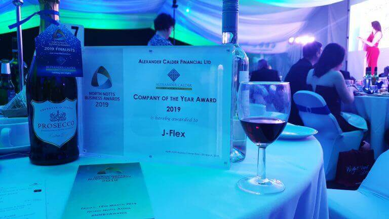 J-Flex named Company of the Year!