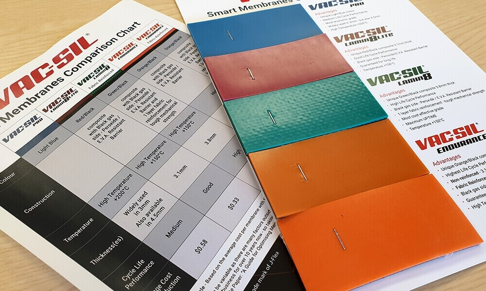 Latest resources for VAC-SIL® Smart Membranes