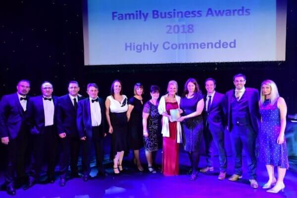 J-Flex named in Top 3 family businesses in the Midlands!