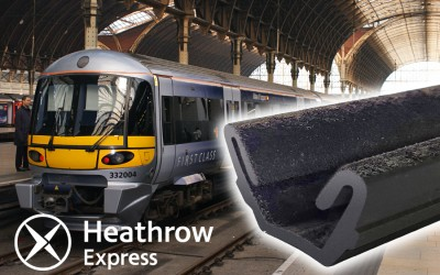 J-Flex helps Heathrow Express train drivers stay warm