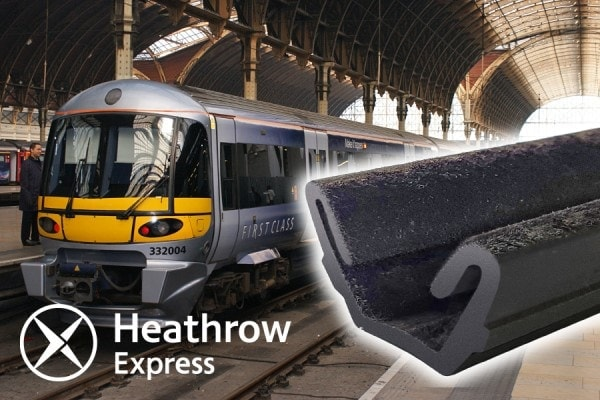 J-Flex helps Heathrow Express train drivers stay warm