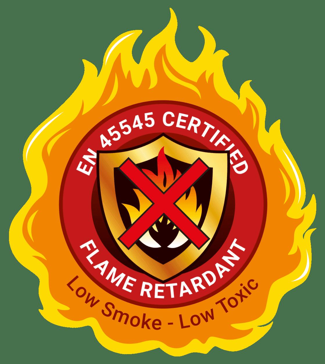 EN 45545 certified